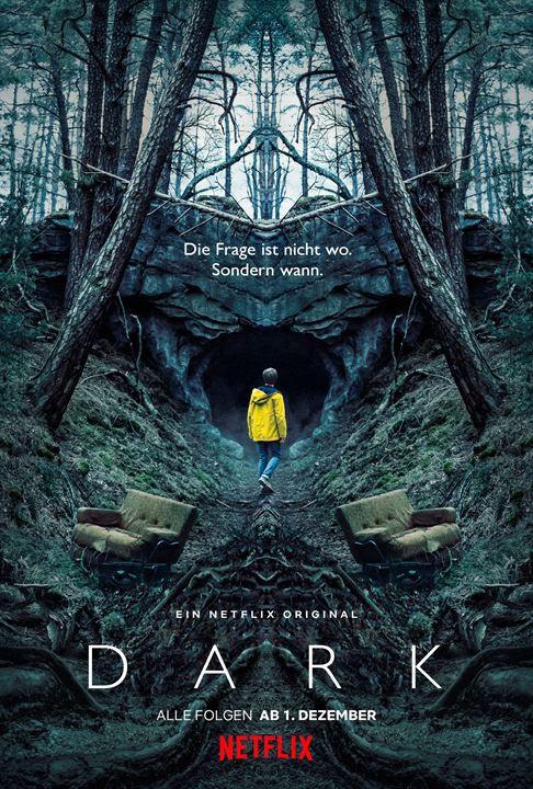 Bildergebnis für dark netflix plakat