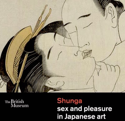 Shunga: Sex & Pleasure In Japanese Art