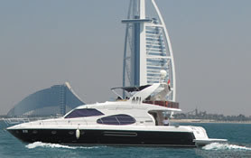 Place to visit in Dubai: Angling Yacht