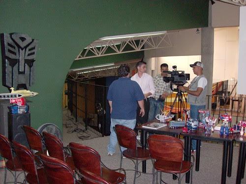 Entrevista con Noticias Repretel