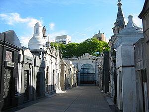 Cementerio de la Recoleta - Buenos Aires - Arg...