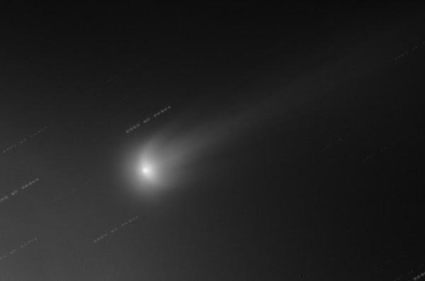 comet ison update - 600×397
