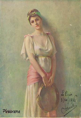 ΠΕΙΡΑΙΩΤΙΣΣΑ 1916