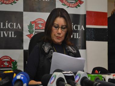 A diretora do DHPP, Elisabete Sato, falou sobre o caso na tarde desta sexta-feira (3)