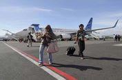 Ada Simulasi, Landasan Pacu Bandara Adisutjipto Ditutup Sejam