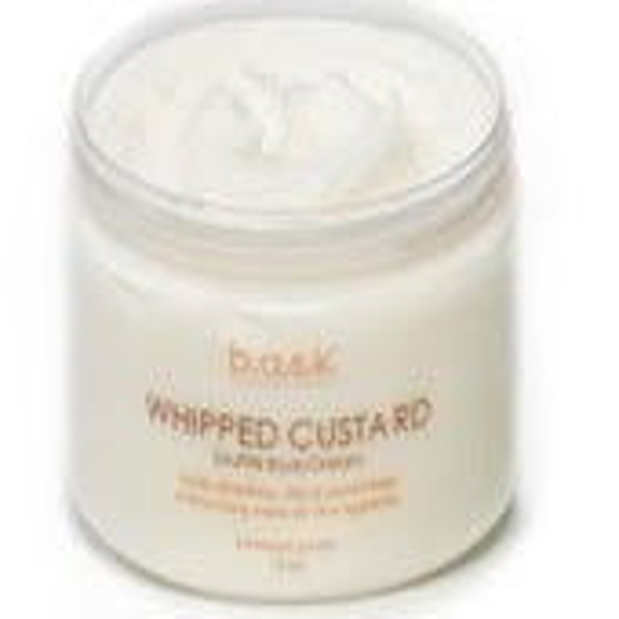 Whipped Custard Souffle Body Cream- 12 oz