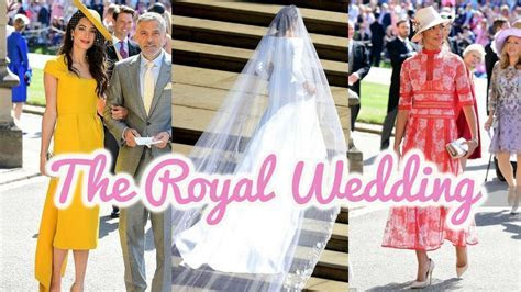 The Royal Wedding 2018 : Best Dressed and Worst Dressed