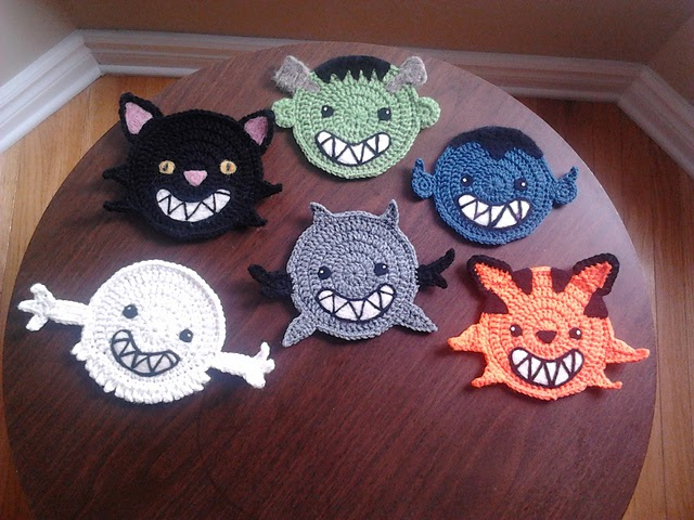 Free Easy Halloween Crochet Patterns : 365 Crochet