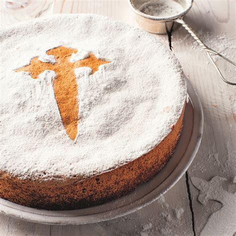 Tarta de Santiago   Baking Mad