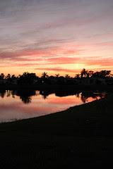 Florida sunset!