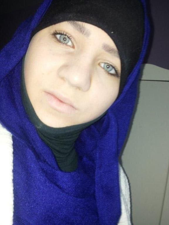 'Sexual present' ... Sabina Selimovic killed during fighting in the jihadi stronghold of Al-Raqqah. Picture: Supplied