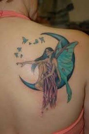 Tatuajes De Hadas 38 Ideas Originales Y Sus Significados