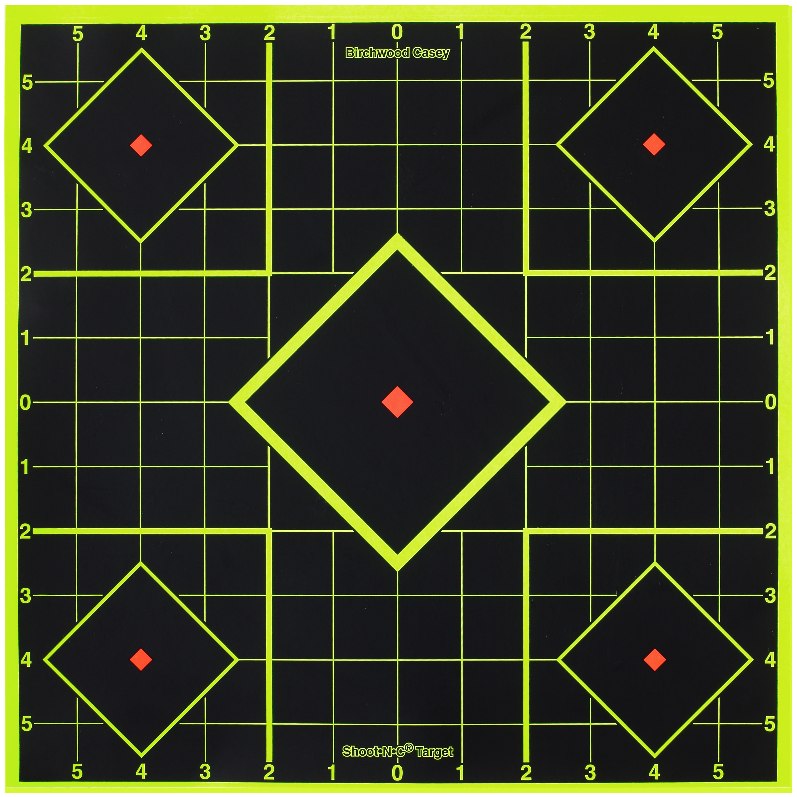 Best Target For Zeroing Red Dot [Archive] - M4Carbine.net Forums