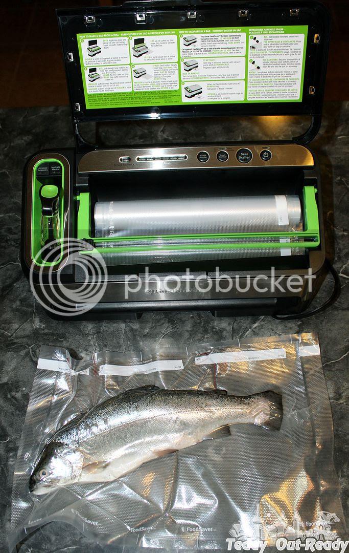 FoodSaver Fish