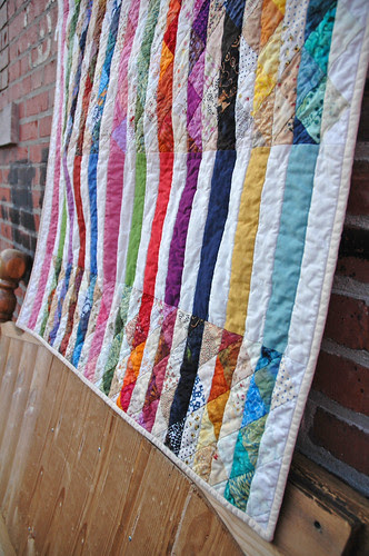 the cinnamon and sugar stick quilt