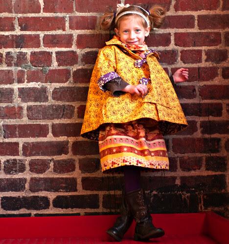 Luella's Coat