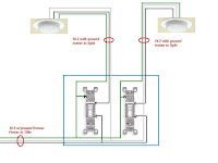 Download 2 Gang Switch Wiring Diagram To 2 Lights Pictures