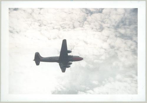 U. S. Navy C-54/R5D/DC-4.