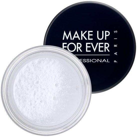 Ultra hd loose powder makeup forever