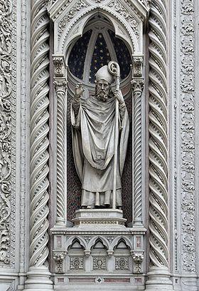 Saint Zénobe de Florence (5ème s.)