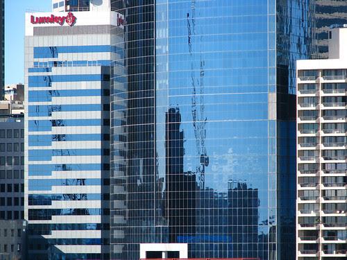 crane reflection 3