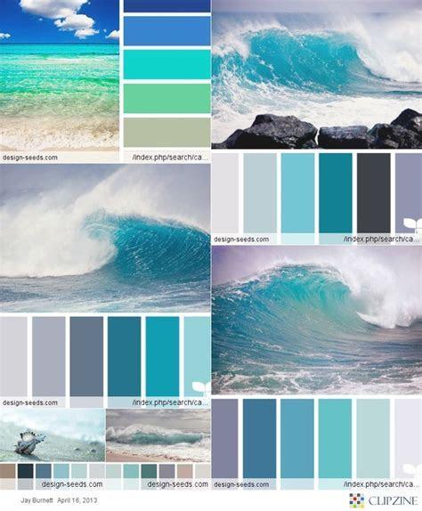 25  best ideas about Ocean colors on Pinterest   Ocean