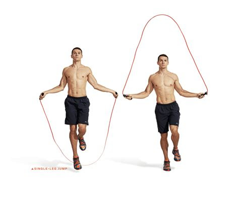 jump rope workout mens fitness