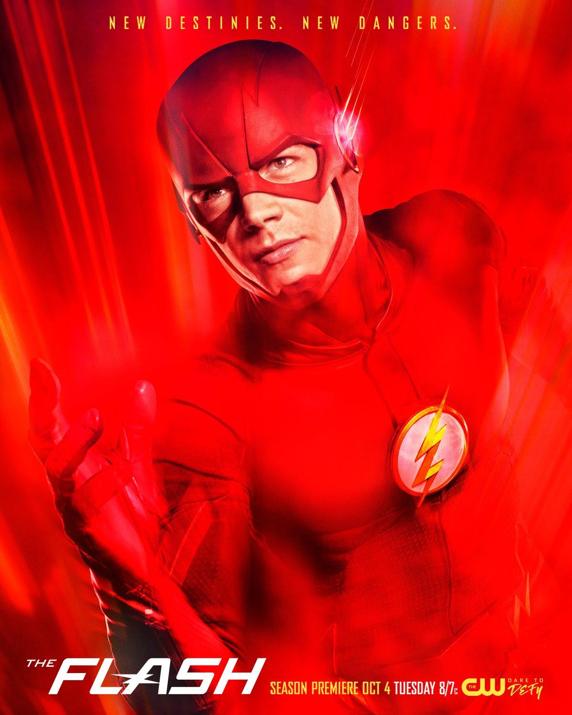Resultado de imagem para the flash season 3 posters