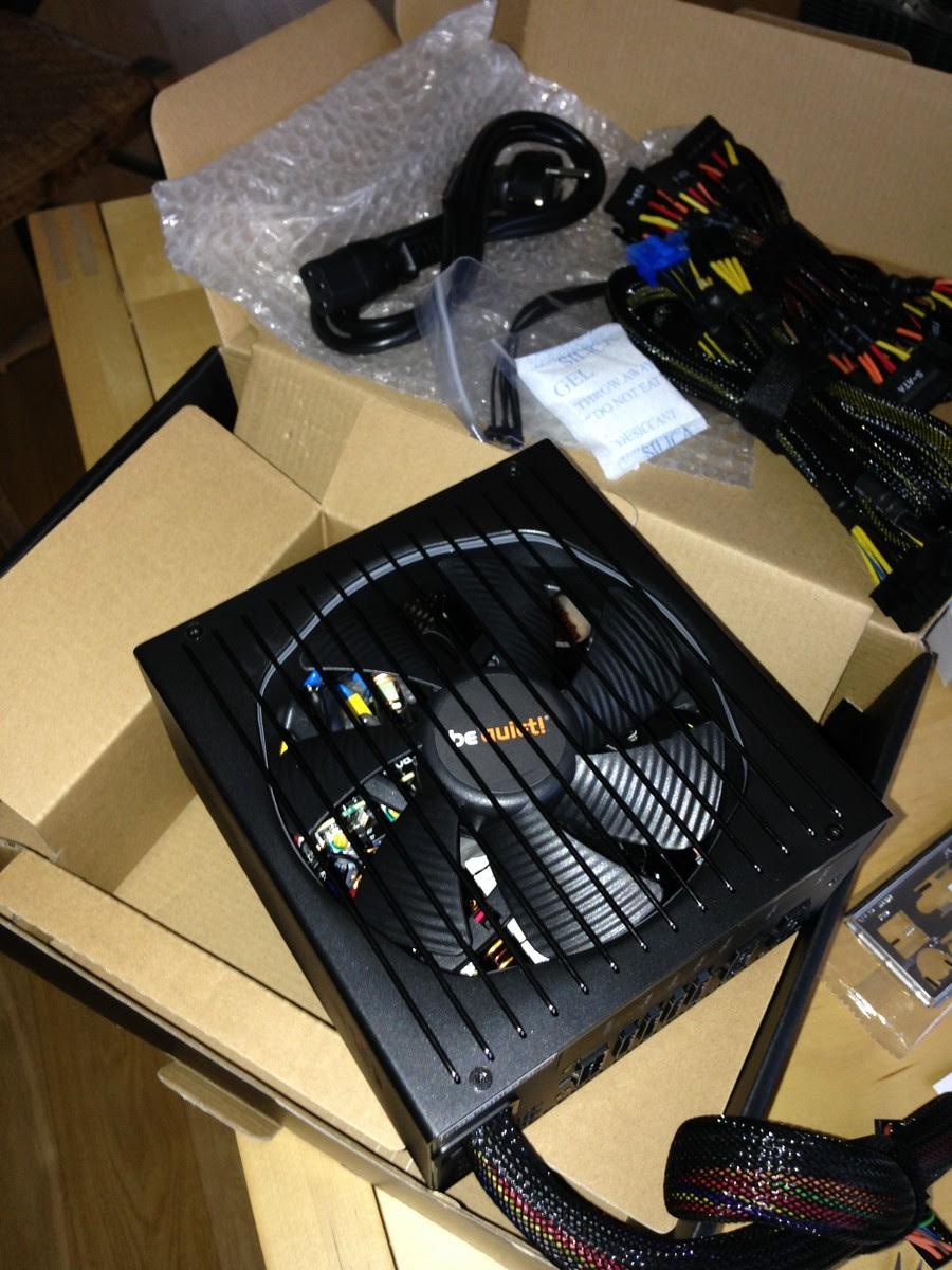 neuer Rechner für die Bildbearbeitung auspacken / new system for image processing unboxing 021