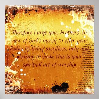 Afbeeldingsresultaat voor romeinen 12:1