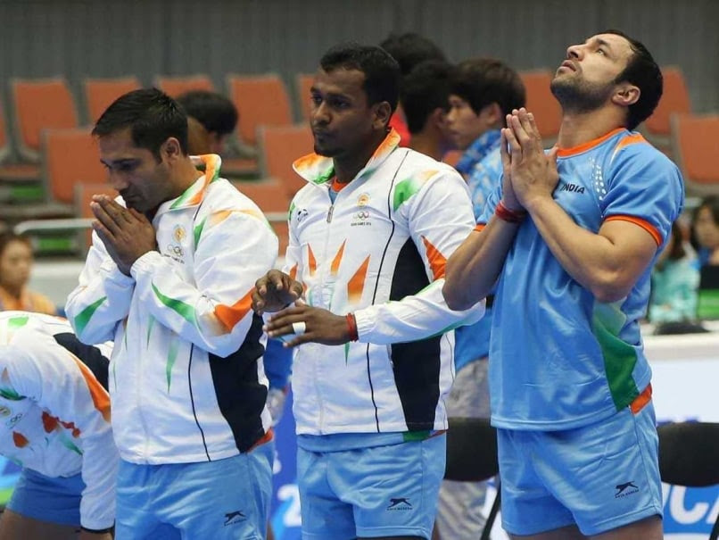 India Rule Kabaddi at Asian Games but Others Have Plans