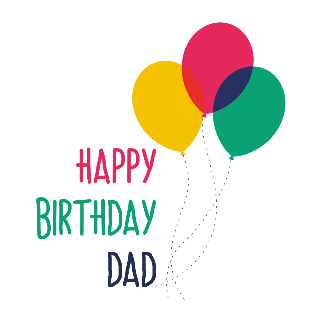 9 Best Images of Printable Birthday Cards For Dad - Happy ...