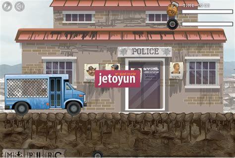 cezaevi arabasi oyunu oyna aksiyon oyunlari