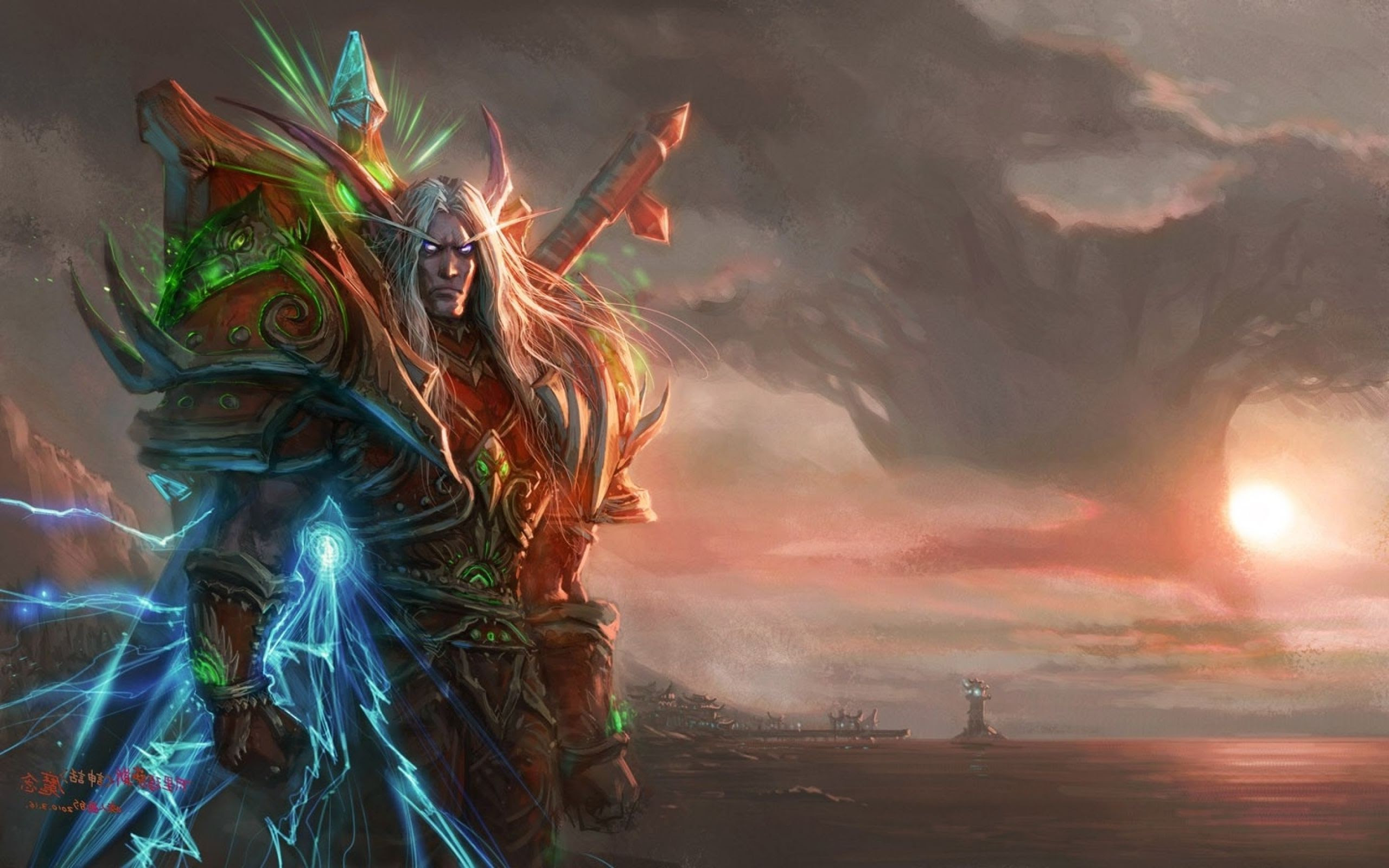 World Of Warcraft Wallpaper Hd Paladin 74 Images