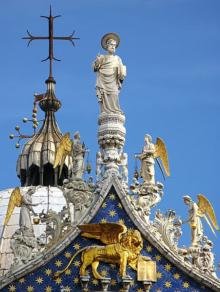 File:San Marco cathedral in Venice.JPG