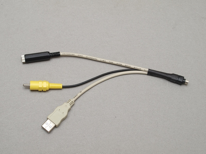 Usb To Rca Wiring Diagram