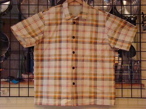 Tablecloth shirt
