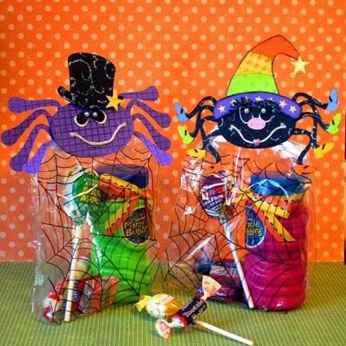Mr & Mrs Spider