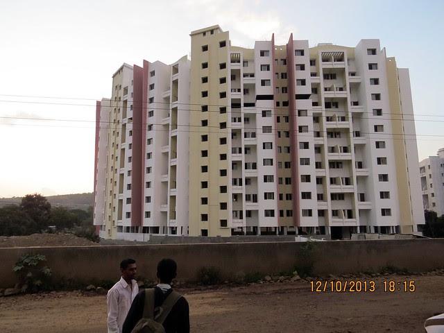 Viva Sarovar neighbor of Venkatesh Lake Life Phase 1 - 1 BHK 2 BHK Flats Shops - Dattanagar Jambhulwadi Road Ambegaon Khurd Pune