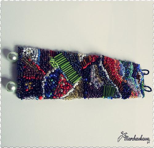 ♥ 40's inspired bracelet