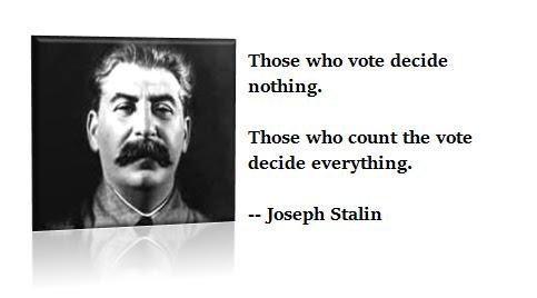 stalincountthevote