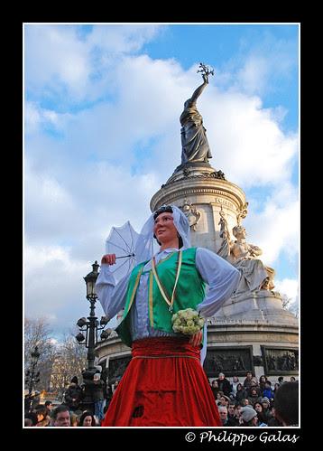 Carnaval de Paris 2010