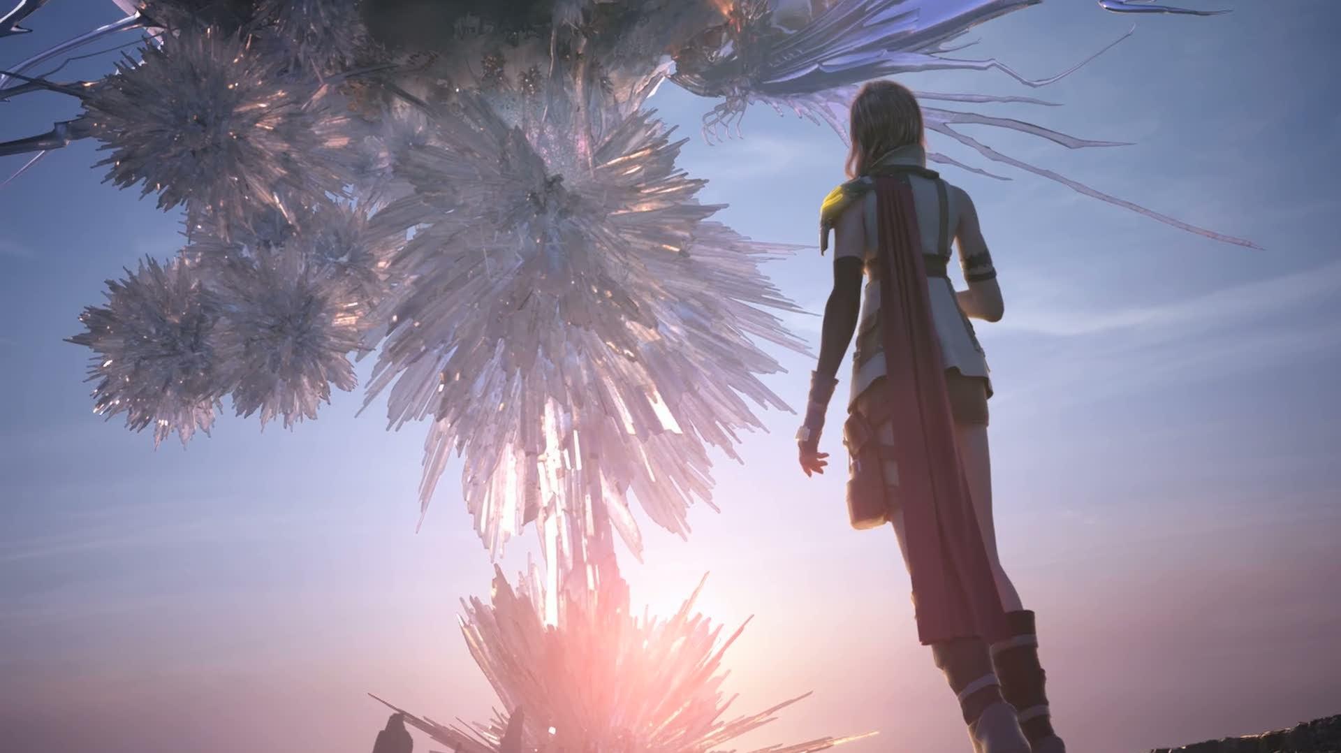 Triple Threat Final Fantasy Xiii Vs Final Fantasy Xiii 2 Vs
