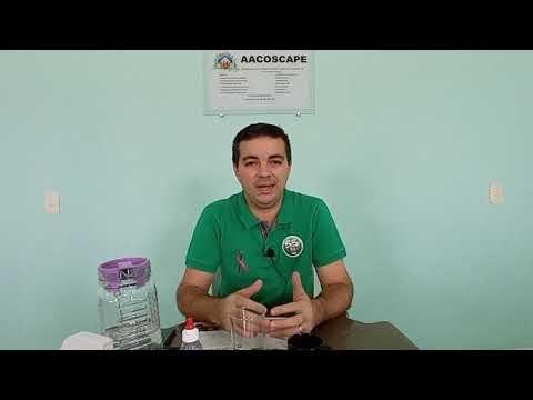 Sabatina dos Agentes de Saúde com o Candidato a prefeito Allan Carneiro