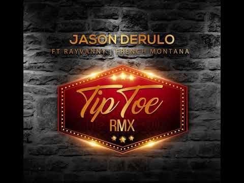 New Audio: Jason Derulo ft Rayvanny X French Montana -TIP TOE Remix