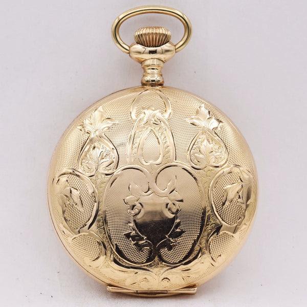 Atlas Pocket Watch Ashton Blakey Vintage Watches