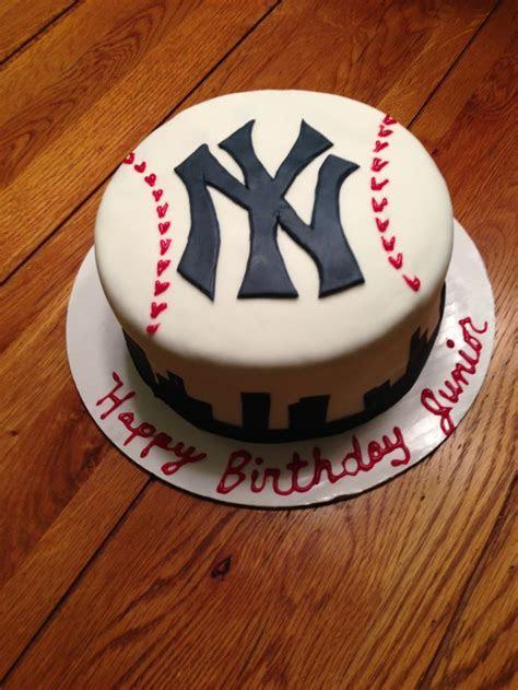 New York Yankees cake   cakes and stuff   Pinterest   New