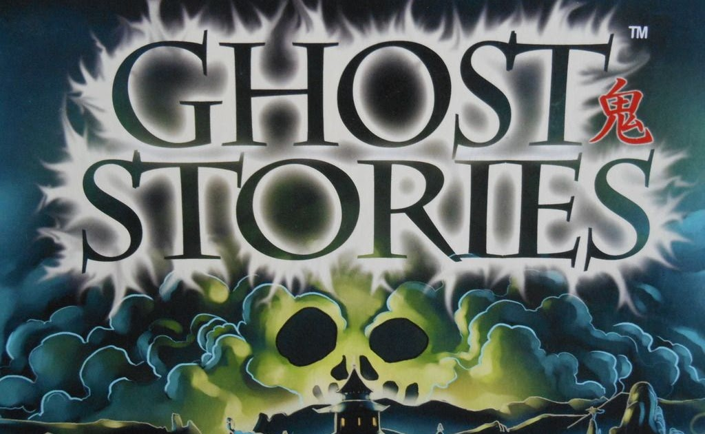 Always Board Never Boring: Review - Ghost Stories