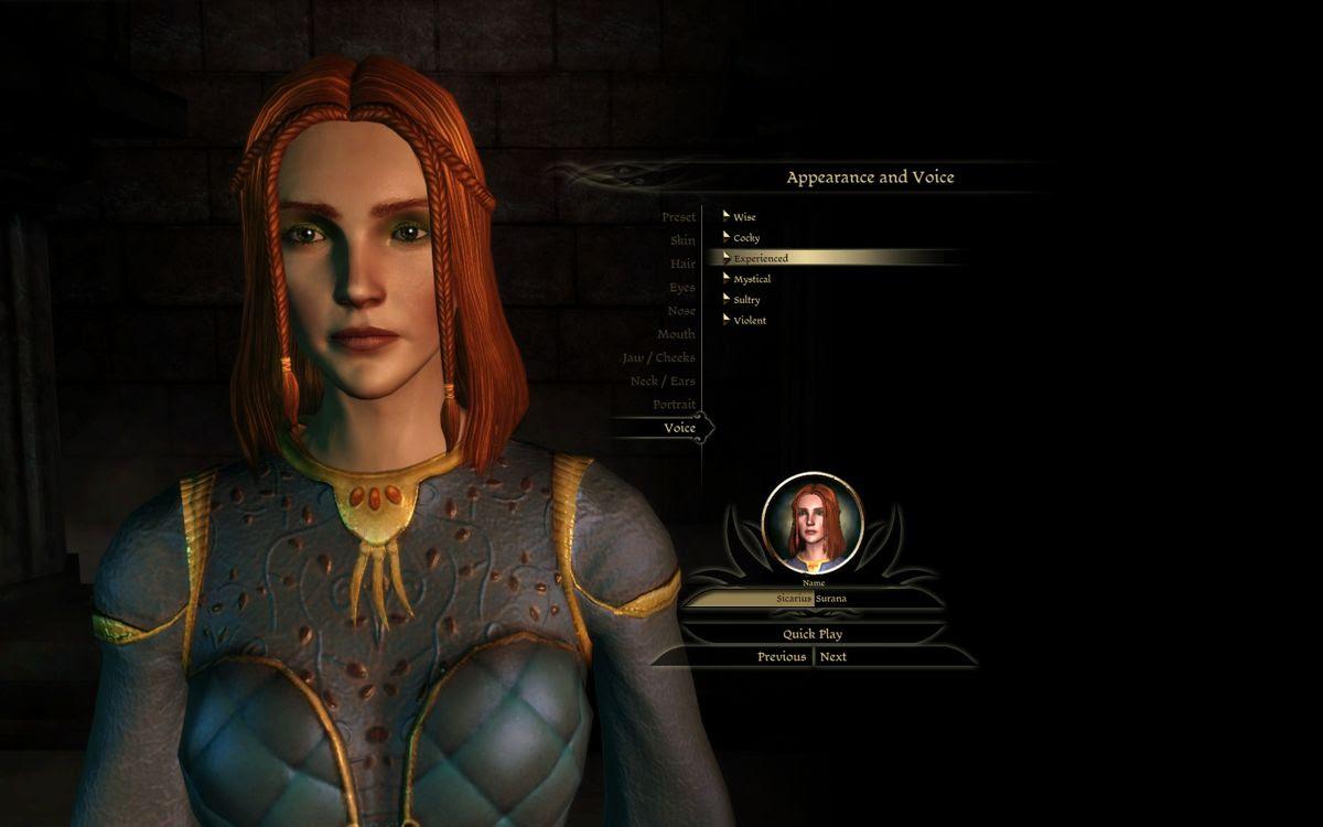 über Meine Nicht Dragon Age Frisur Und Haare In Spielen Gameblog