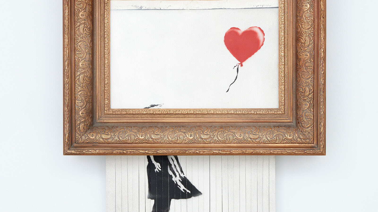 Banksy's Shredding Artwork Is Auctioned for $25.4 Million at Sotheby's